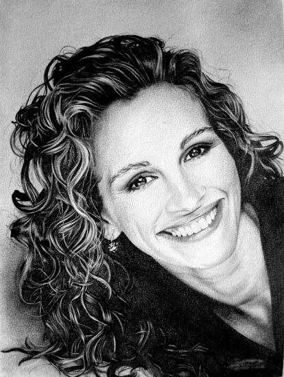 Julia Roberts by Domine